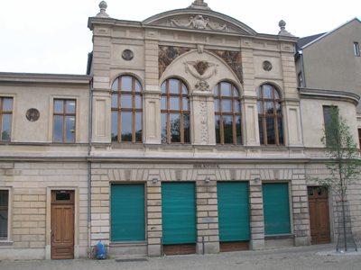 Bibliothek am Luisenbad